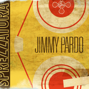 "Jimmy Pardo ""Sprezzatura"" Album Cover"