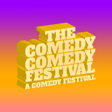 The Comedy Comedy Festival Logo