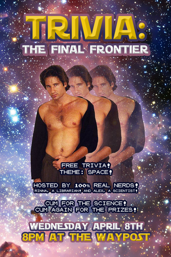 Trivia Night at The Waypost - The Final Frontier